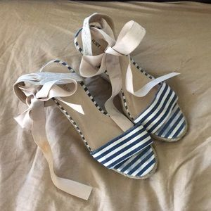 Stripped Wedges